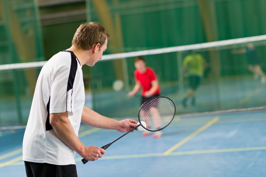 spuddy badminton coaching